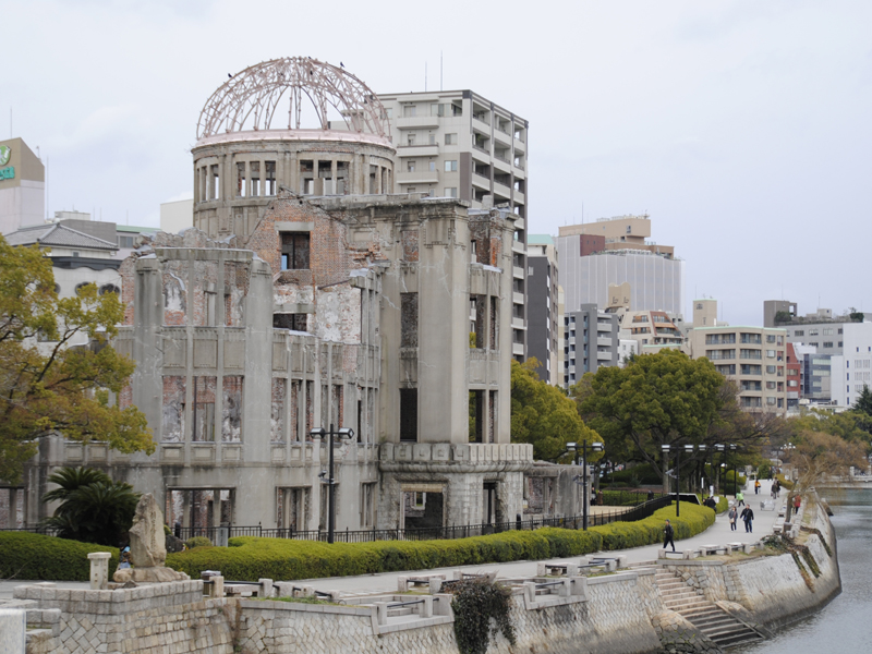 Hiroshima Full Day 8 Hours [Peace Memorial Park (A-Bomb Dome), Miyajima Isle]