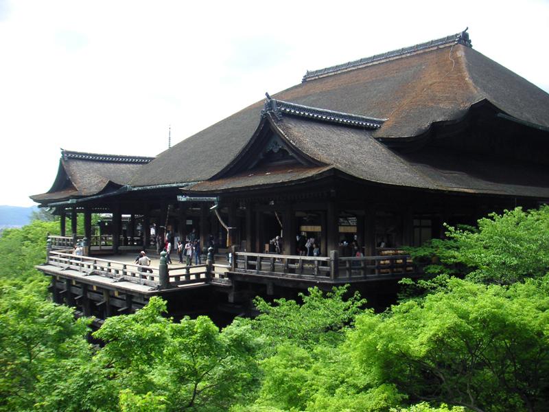 Kyoto Full Day 8 Hours [Kinkaku-ji, Fushimi-Inari, Kiyomizu-dera, Gion] [KYO8...