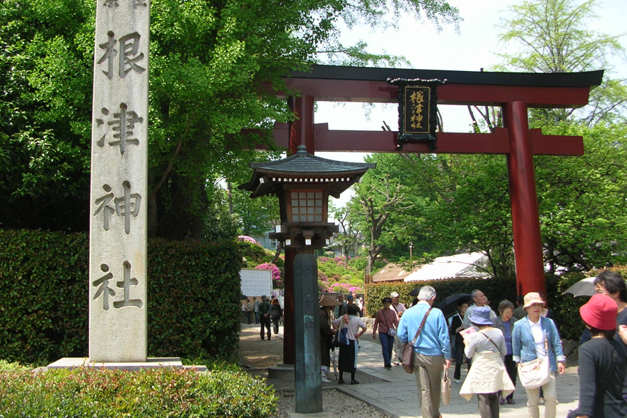 The Hidden/Local Sites and Off-the-beaten tracks in Tokyo [Yanaka, Nezu Shrine, Kagurazaka]